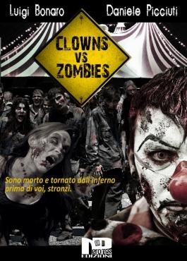 clowns vs zombies